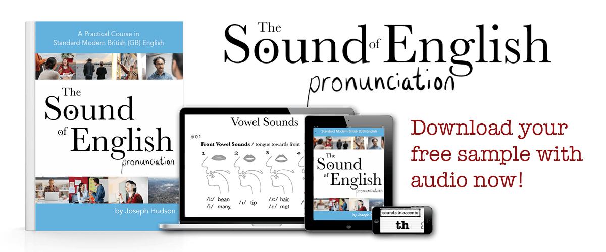 English pronunciation of download