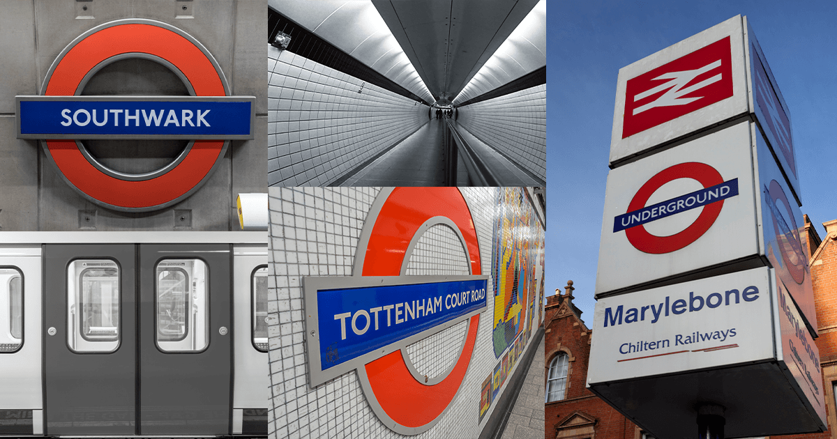 The London Underground – 10 Pronunciation Tips