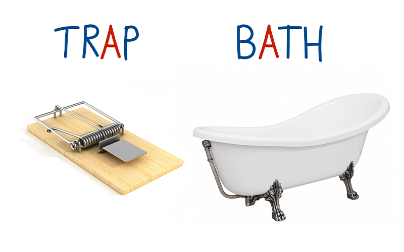 The TRAP-BATH Split